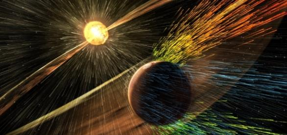 MAVEN Spacecraft adjusts Orbit to avoid colliding with Mars Moon ... - spaceflight101.com