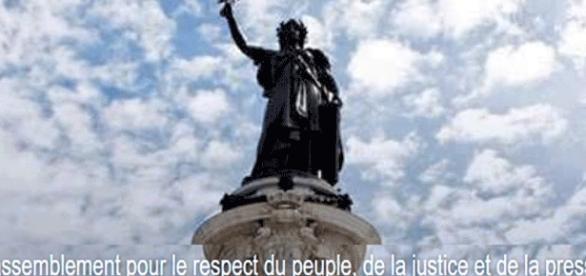 Outre Stop Corruption, Raphael Gluksmann a lancé un appel à manifester