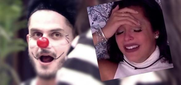 BBB 17: Marcos diz que acabará tudo com Emilly e reação dela é drástica