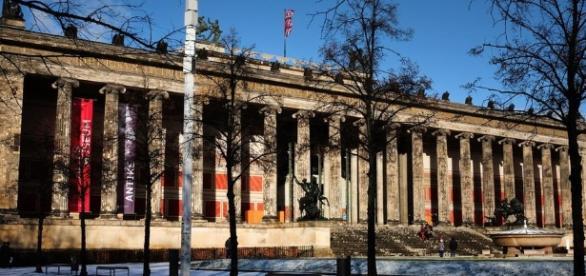 Berlim recupera estatueta desaparecida na Segunda Guerra