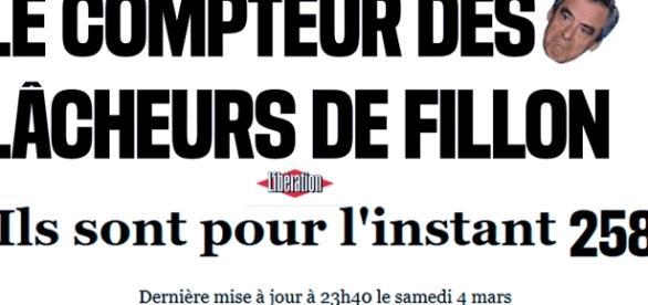 En fait, nombre de « lâcheurs de Fillon » ne sont pas nominativement décomptés