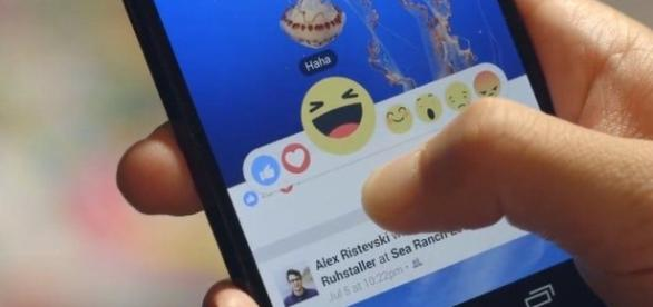 Express your feelings with Facebook reactions - bbc.co.uk