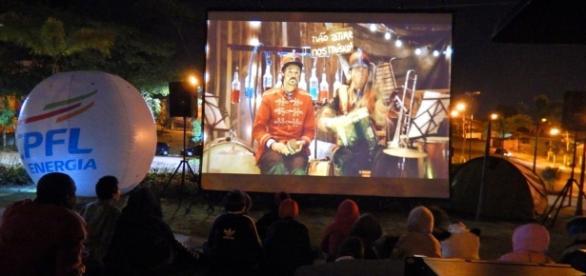 Projeto promove incentivo cultural à sétima arte