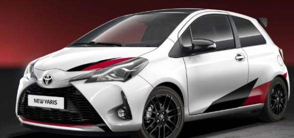 Toyota Yaris 2017 - Fonte: roadandtrack.com