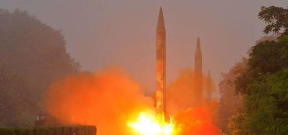 An outrageous act': North Korea fires missile into Japan waters ... - scmp.com