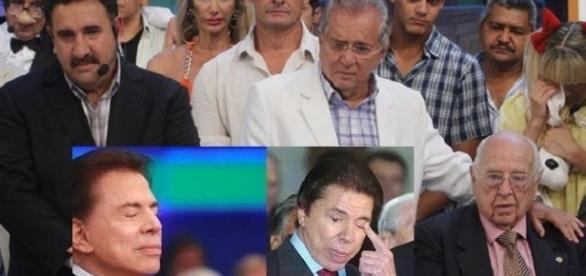 Câncer de pele atingiu Silvio Santos pela segunda vez