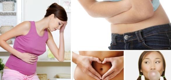 Ecco come combattere lo stomaco gonfio e i gonfiori addominali