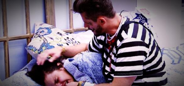 Emilly e Marcos no BBB - Google