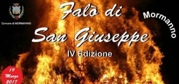 Falò di San Giuseppe - IV Edizione