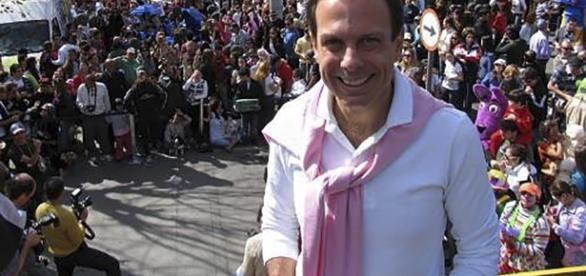 João Doria candidato a presidente?