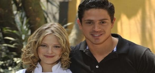 Lorena e Juliano ficarão desesperados com o problema de Zulema (Foto: Divulgação)