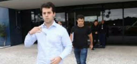 Marco Antônio Cabral, filho do ex-governador do Rio de Janeiro