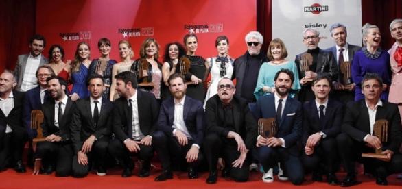 ANTENA 3 TV   Eduard Fernández como mejor actor de cine, Paula ... - antena3.com