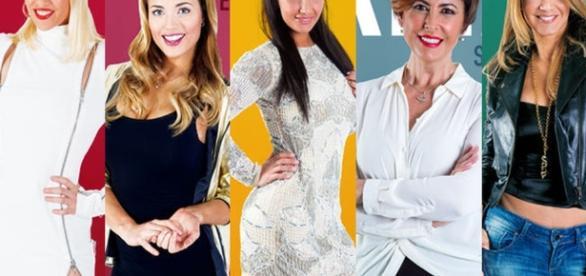 Elettra, Alyson, Daniela, Irma e Ivonne, nominadas semanales - telecinco.es