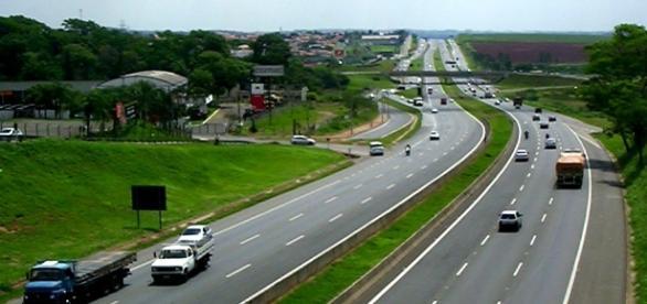 Rodovias e trânsito de São Paulo - SP