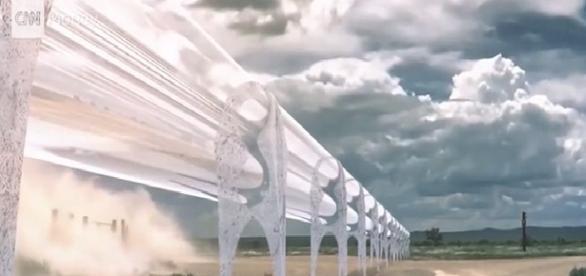 Hyperloop, il supertreno che viaggia a 1200 Km/h