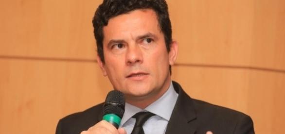 Juiz federal Sérgio Moro, responsável pelas investigações da Operação Lava Jato