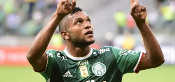 Miguel Borja é a esperança do Verdão na Libertadores 17