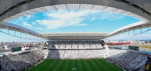 Naming rights da Arena Corinthians volta a ser cogitado pela imprensa brasileira