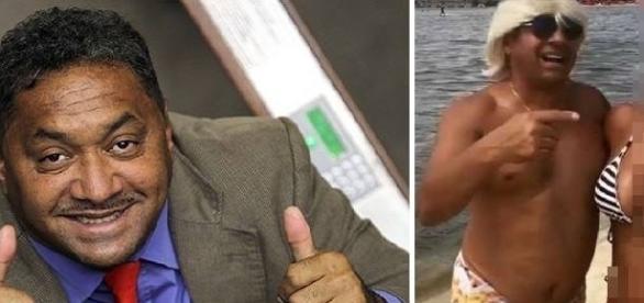 Nana Magalhães exibe corpão na internet aos 38 anos de idade