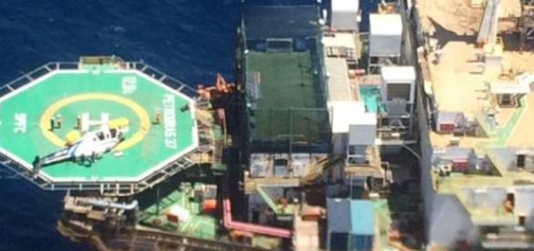 O site Petronotícias teve acesso a algumas fotos do acidente