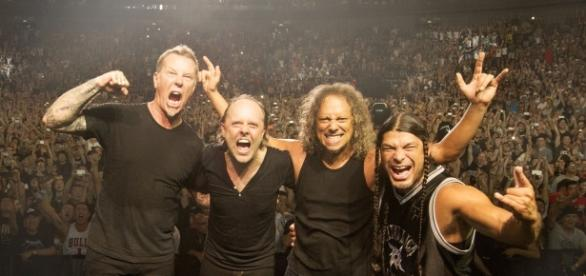 Show do Metallica acontecerá no primeiro dia do festival