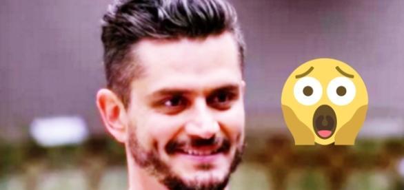 Sorriso amarelo de Marcos apavora