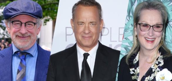 Steven Spielberg, Tom Hanks and Meryl Streep Team Up on Pentagon ... - variety.com