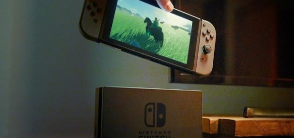 The Nintendo Switch and its best-selling game. / Photo from 'Press A 2 Join' - pressa2join.com