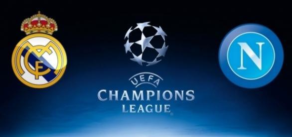 Transmissão de Napoli x Real Madrid