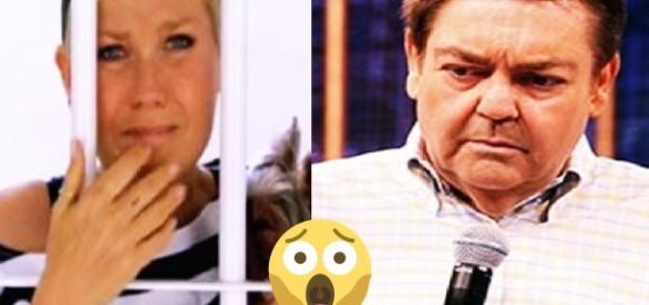Xuxa presa? Faustão não perdoa e Globo anuncia processo chocante contra loira