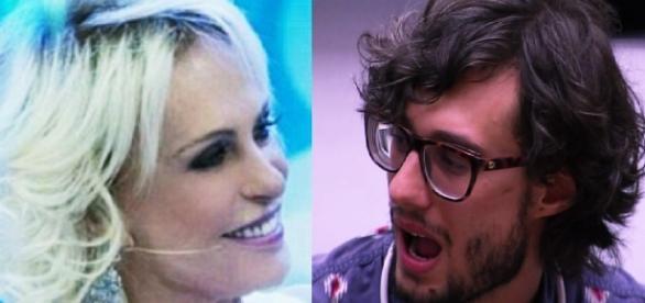 Ana Maria Braga não perdoa Pedro e mita: 'Mas que moral é essa sua?'