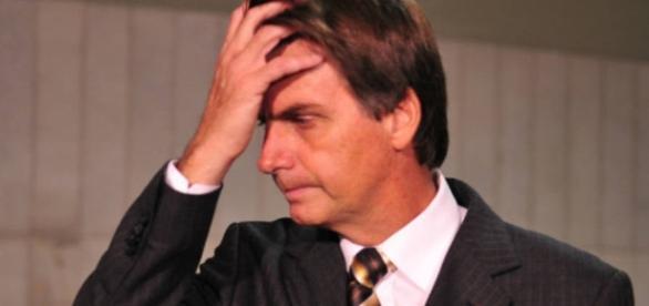 Bolsonaro réu por suposta incitação ao estupro