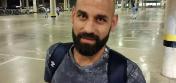 Bruno Rodrigo já está em Porto Alegre para realizar exames na Arena