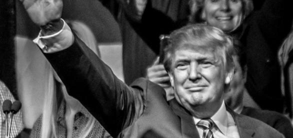 Donald Trump in Reno, Nevada   by Darron Birgenheier