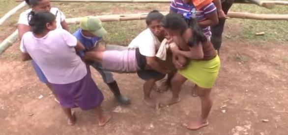 """""""Espíritos ruins"""" assustam moradores da Nicarágua (Viva Nicarágua)"""