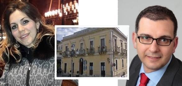 Francesca Oliva candidata al Consiglio comunale con Michele Gianni Sindaco