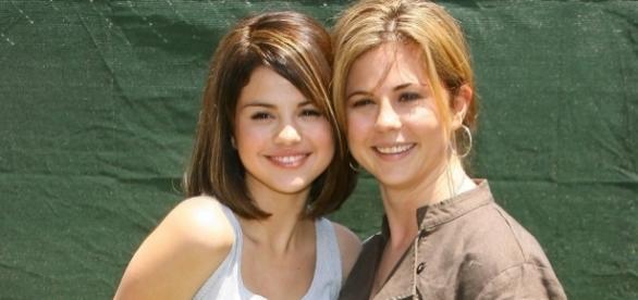 Mãe e filha sempre foram muito próximas