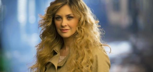 Que faisait Aracely Arambula (La Patrona) avant de devenir actrice?