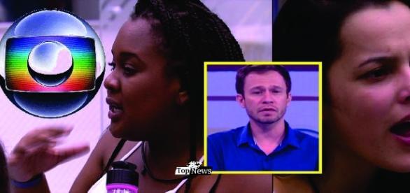 Roberta faz acusação gravíssima contra a Globo
