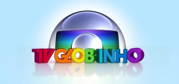 Logo oficial do programa TV Globinho