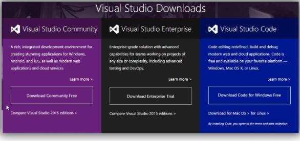 Visual Studio 2017 Released - softpedia.com