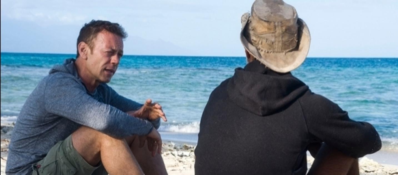 Isola dei famosi raz fa pace col gruppo dopo la mediazione di rocco siffredi - Il divo gruppo ...