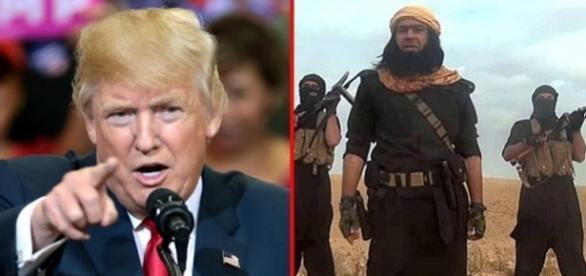 Donald Trump a cerut Pentagonului să conceapă un plan pentru a trimite trupe terestre SUA care să distrugă ISIS