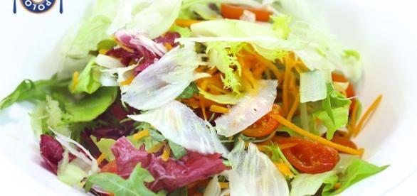Insalata di verdure miste - polopastaepizza.com