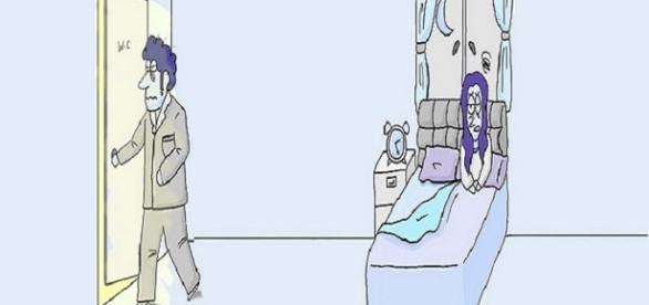 La Nicturia, ovvero lo stimolo ad urinare più volte durante il riposo notturno, è più frequente negli anziani