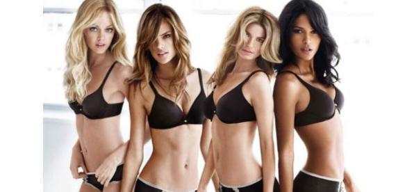 La salud y el aumento de la delgadez en las chicas.