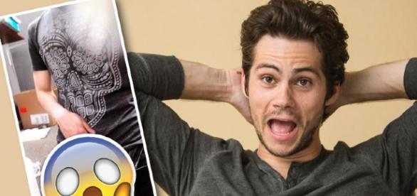 O ator possui inúmeros fãs que viralizaram a foto na Internet (reprodução: web)