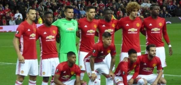 O Macnhester United de José Mourinho é candidato a vencer a Liga Europa