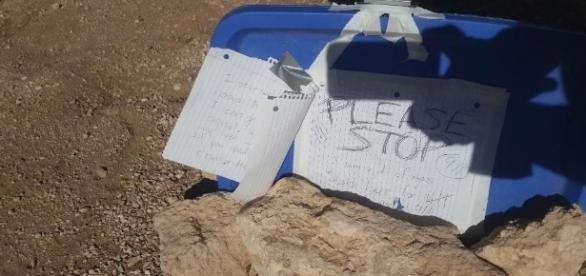 Student stranded for 5 days near Grand Canyon grew desperate. Photo courtesy of Fox News - foxnews.com